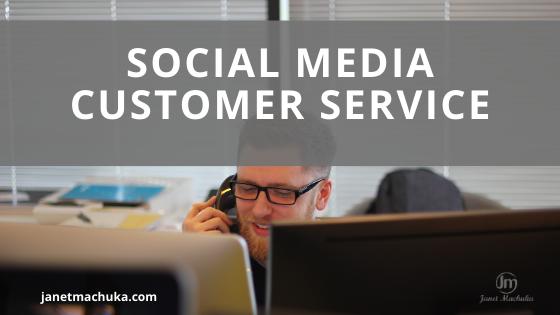 Perfect Social Media Customer Service